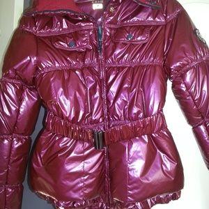NWOT Fila Puffer Jacket